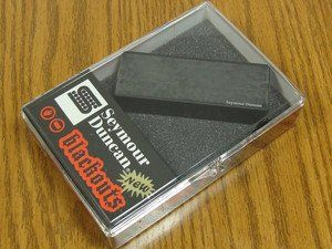 Seymour Duncan AHB-1B Blackouts 8-String Bridge Pickup, 11106-41-B