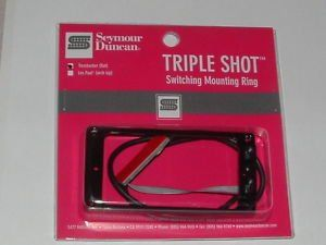 Seymour Duncan TS-2N Triple Shot Switching System For Les Paul Neck, 11806-03