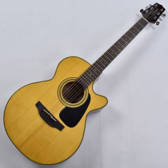 Takamine GF30CE-NAT G-Series G30 Cutaway Acoustic Electric Guitar in Natural Finish B-Stock CC130605192, TAKGF30CENAT B-Stock 5192