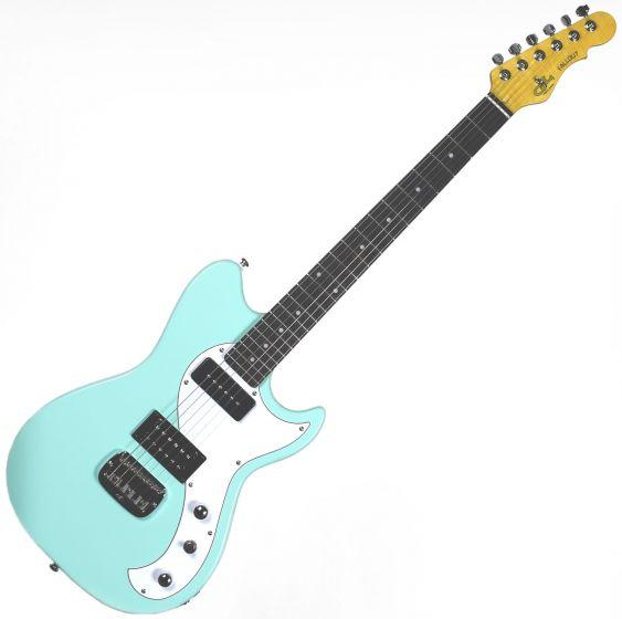 G&L Tribute Fallout Electric Guitar Mint Green, TI-FAL-130R08R13