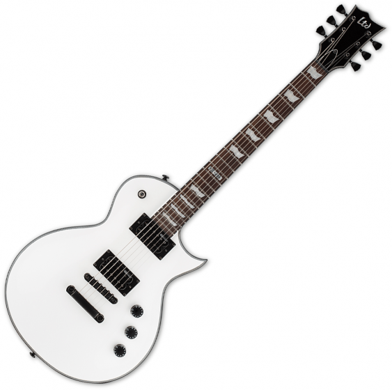 ESP LTD EC-256 Electric Guitar Snow White[, LEC256SW]