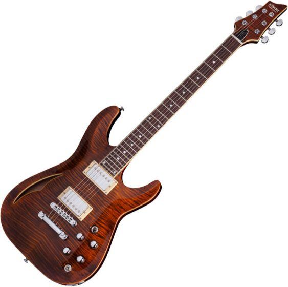 Schecter C-1 E/A Electric Guitar Cat's Eye, 640