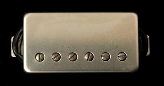 Seymour Duncan Humbucker SH-14 Custom 5 Nickel Cover, 11102-84-Nc