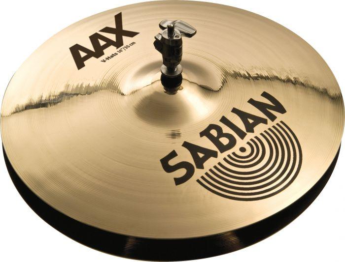 """Sabian 14"""" AAX V-Hats, 21402XBV"""