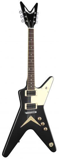Dean ML 79 Standard w/Half PG Classic Black Electric Guitar ML 79 PG CBK, ML 79 PG CBK