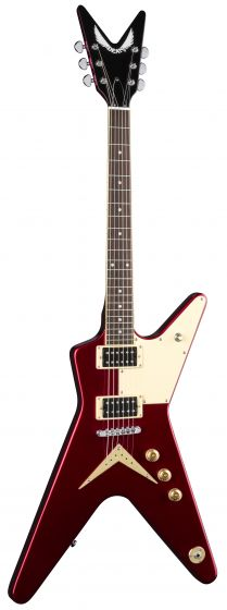 Dean ML 79 Standard w/Half PG Metallic Red Electric Guitar ML 79 PG MRD, ML 79 PG MRD
