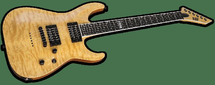 ESP USA Horizon-II Electric Guitar in Vintage Natural Duncan, USA Horizon-II VN Duncan