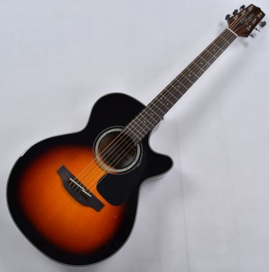 Takamine GF30CE-BSB G-Series G30 Cutaway Acoustic Electric Guitar in Brown Sunburst Finish B-Stock 140300589, TAKGF30CEBSB B-Stock 0589