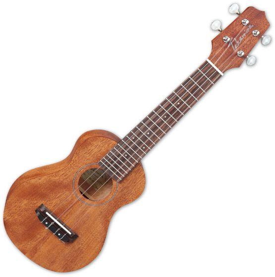 Takamine GUS1 Soprano Acoustic Ukulele Natural Satin, TAKGUS1
