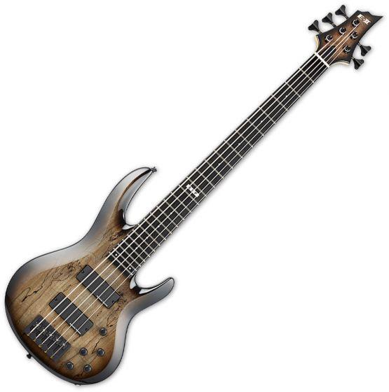 ESP E-II BTL-5 Electric Bass Black Natural Burst[, EIIBTL5STBLKNB]