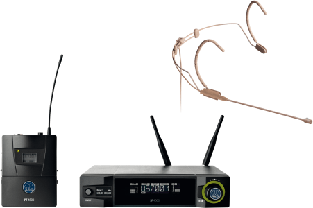AKG WMS4500 HC577 Set BD8 Reference Wireless Microphone System, WMS4500 HC577 Set BD8