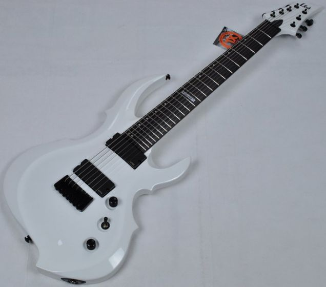ESP LTD FRX-407 7 Strings Electric Guitar in Snow White, LTD FRX-407 SW