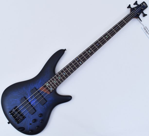 Ibanez SR500 BAT 4 String Electric Bass Blue Arctic, SR500B-BAT