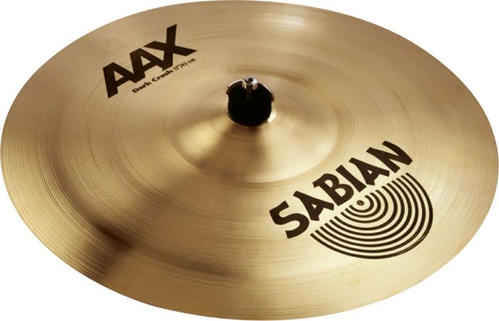 "Sabian 17"" AAX Dark Crash, 21768X"