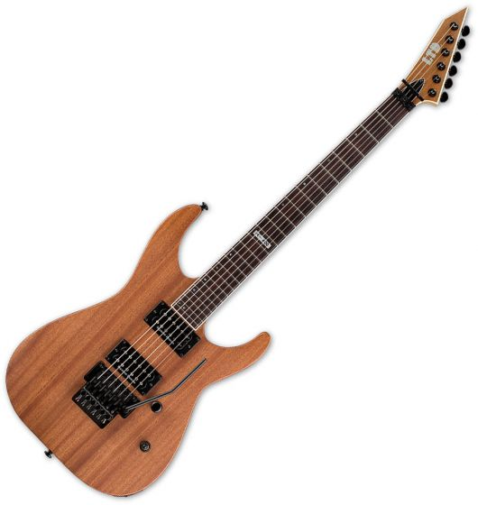 ESP LTD M-400M Electric Guitar Natural Satin, LM400MNS