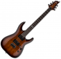 ESP LTD H-101FM Flamed Maple Top Electric Guitar Dark Brown Sunburst, LH101FMDBSB