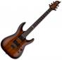 ESP LTD H-101FM Flamed Maple Top Electric Guitar Dark Brown Sunburst B-Stock, LH101FMDBSB.B