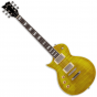 ESP LTD EC-256FM Flame Maple Top Left-Handed Electric Guitar Lemon Drop[, LEC256LDLH]