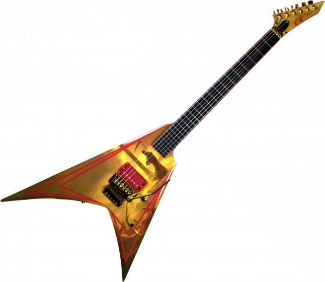 ESP E-II Alexi Laiho Wild Scythe Signature Series Electric Guitar, EIIALEXIWILDSCYTHE