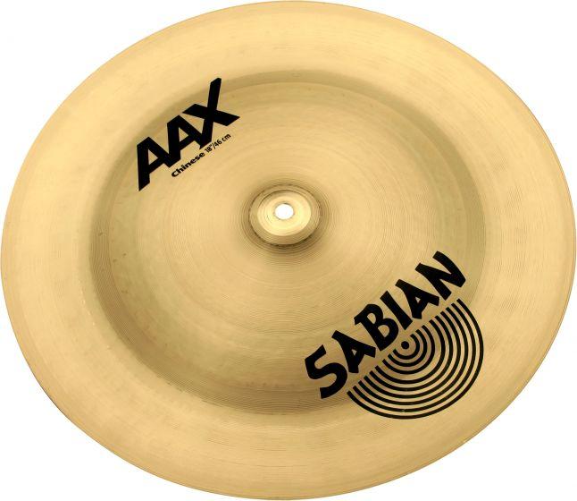 "Sabian 18"" AAX Chinese, 21816X"