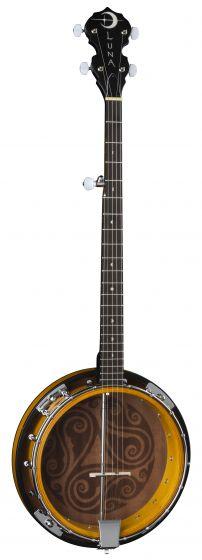 Luna Banjo Celtic 5-String BGB CEL 5, BGB CEL 5