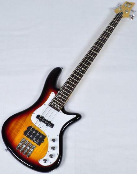 Schecter Stiletto Vintage-4 Electric Bass 3-Tone Sunburst B-Stock[, 2524.B]