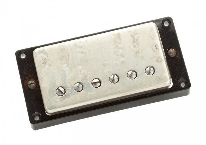 Seymour Duncan Humbucker Antiquity Bridge Pickup Nickel Cover, 11014-05