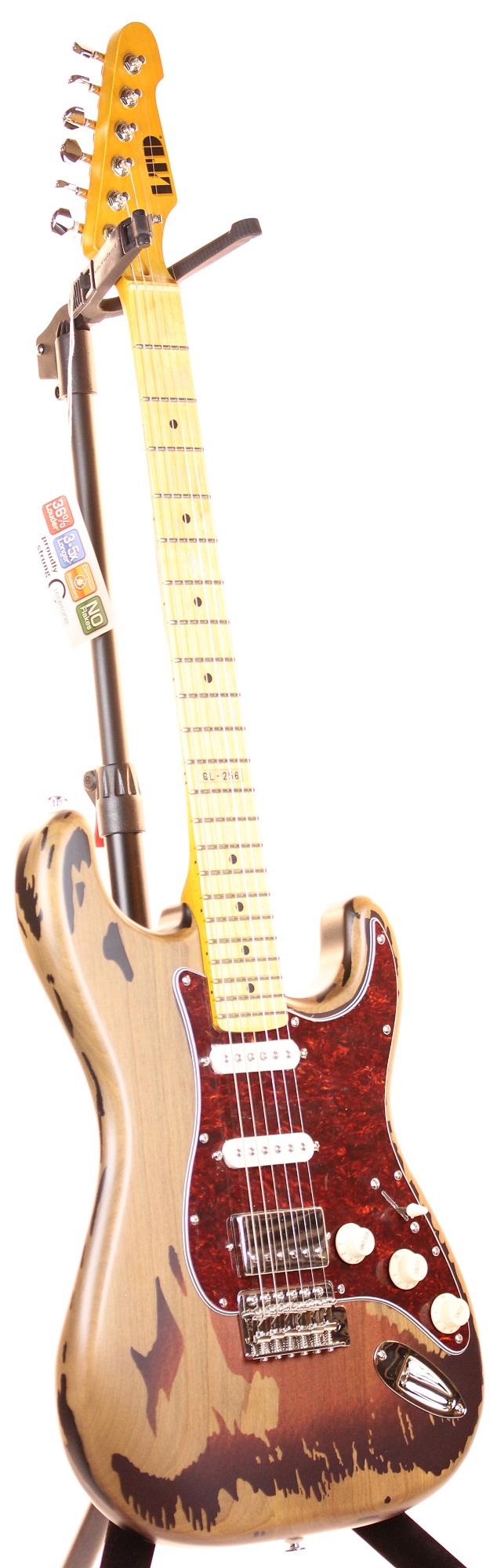 esp george gl 256 george lynch electric guitar 84024802 ebay. Black Bedroom Furniture Sets. Home Design Ideas