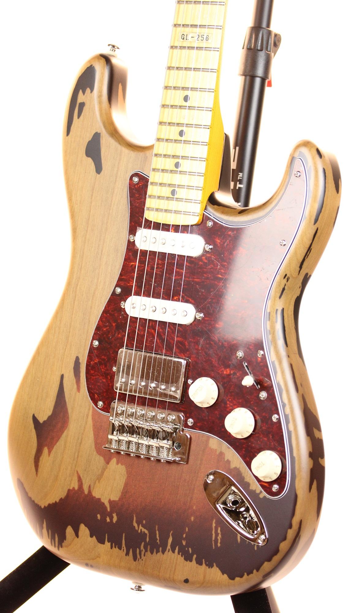 esp ltd george gl 256 george lynch electric guitar 6. Black Bedroom Furniture Sets. Home Design Ideas
