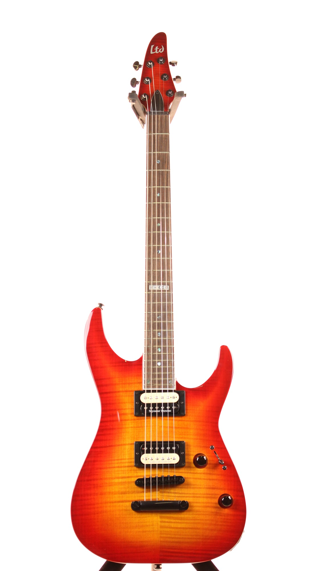 esp ltd h 400 sample prototype electric guitar 2005 6. Black Bedroom Furniture Sets. Home Design Ideas