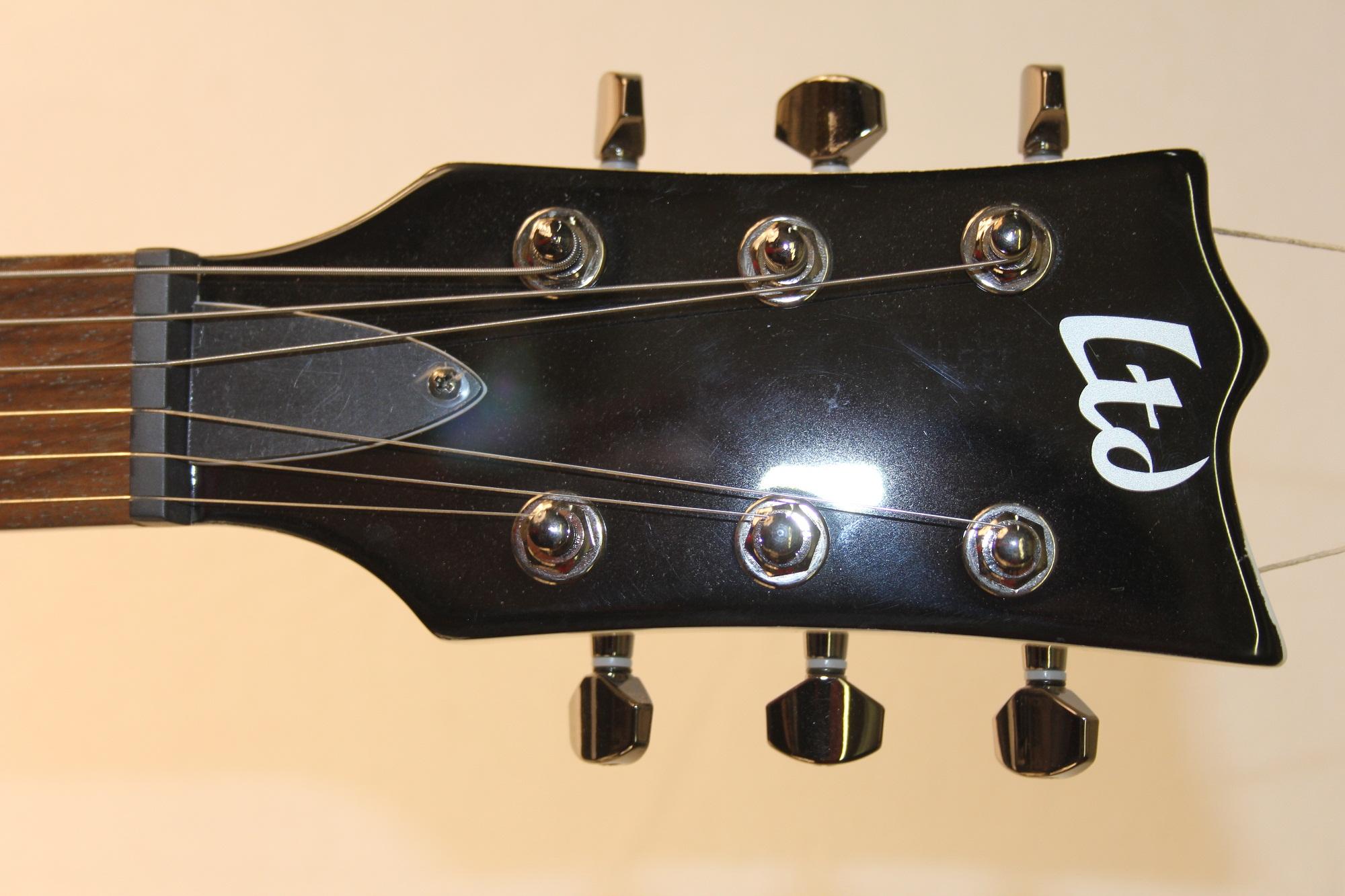 esp ltd viper 50 affliction sample prototype electric guitar 6. Black Bedroom Furniture Sets. Home Design Ideas