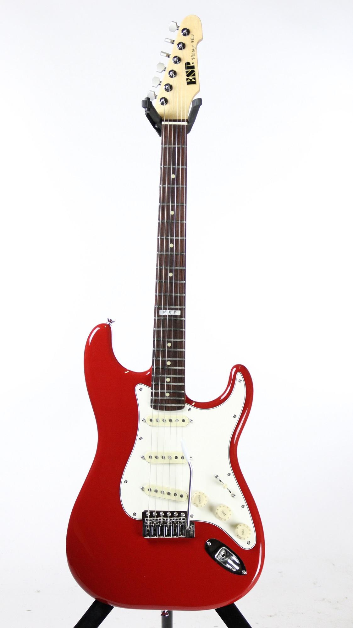 esp vintage plus standard trd torino red electric guitar 6. Black Bedroom Furniture Sets. Home Design Ideas