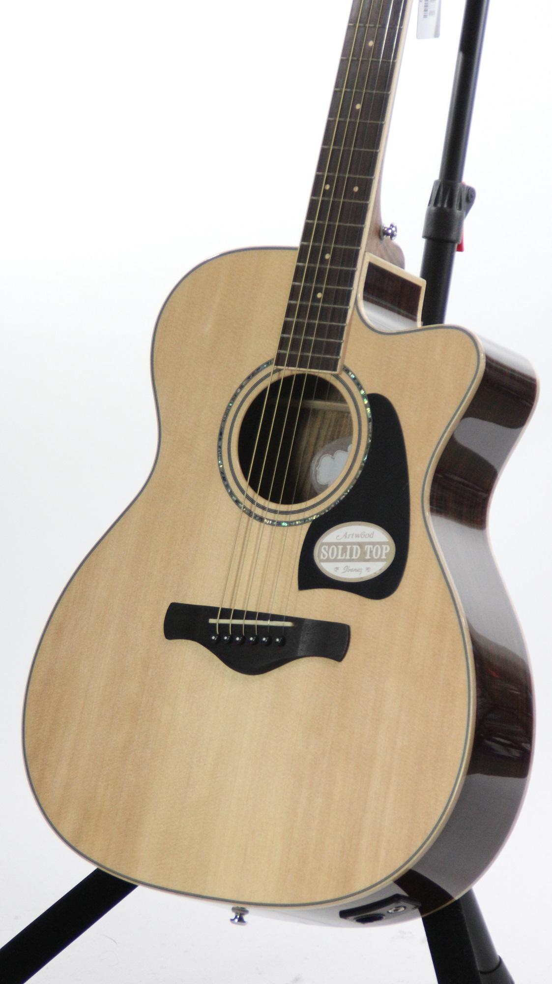 ibanez ac535ce artwood grand concert acoustic electric guitar 6. Black Bedroom Furniture Sets. Home Design Ideas