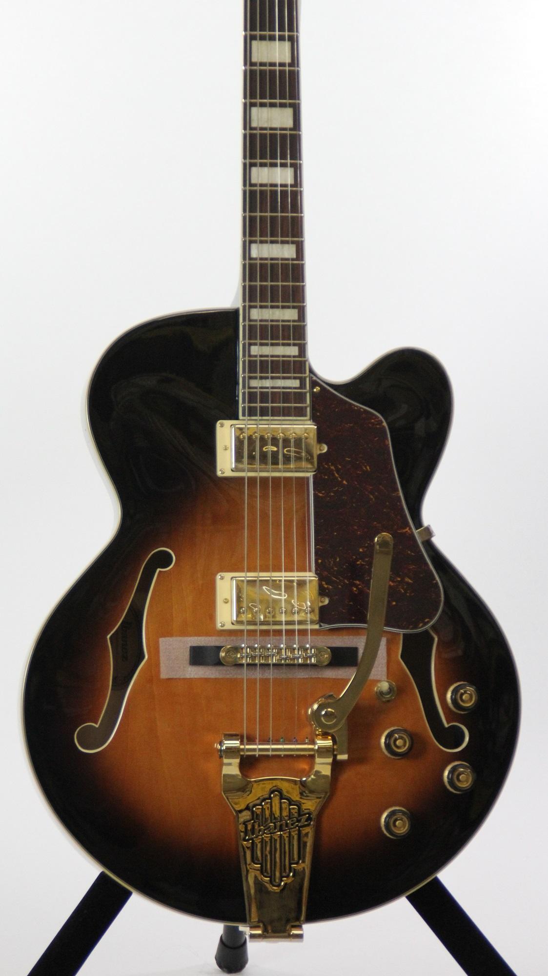 ibanez af75tdg artcore vintage sunburst hollow body electric guitar 6. Black Bedroom Furniture Sets. Home Design Ideas