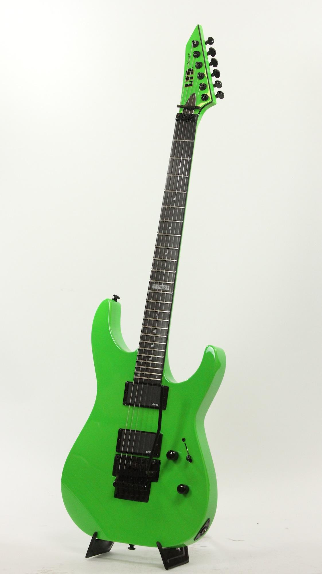 ESP LTD M-1000 NG Neon...