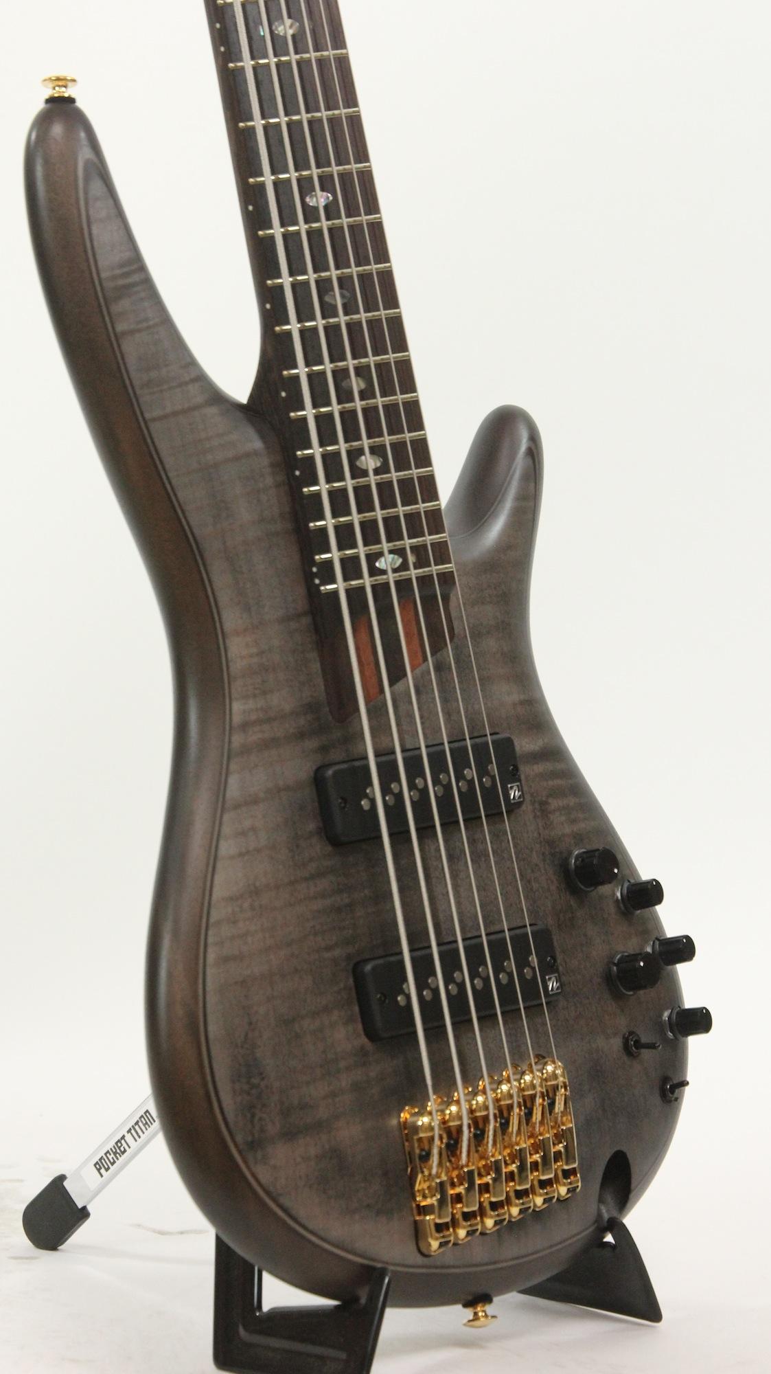 ibanez sr1406e bif black ice flat premium electric bass guitar 6. Black Bedroom Furniture Sets. Home Design Ideas