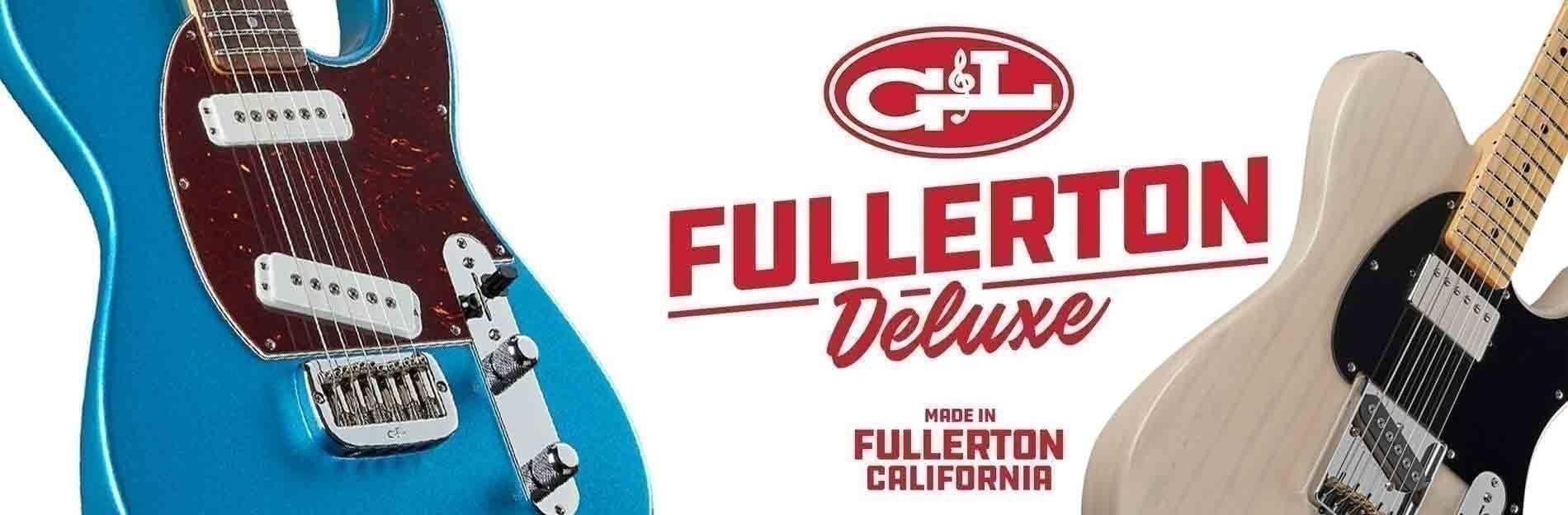 G&L Guitars Fullerton Deluxe
