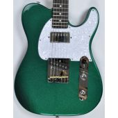 G&L ASAT Classic Bluesboy USA 35th Anniversary Guitar in Emerald