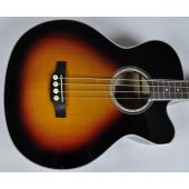 Takamine GB72CE-BSB G-Series Acoustic Electric Bass in Brown Sunburst Finish TC13113534
