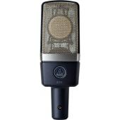 AKG C214 Professional Large-Diaphragm Condenser Microphone 3185X00010