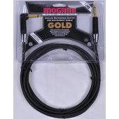 Mogami Gold Instrument R Cable 10 ft. GOLD INSTRUMENT-10R
