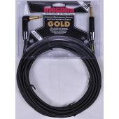 Mogami Gold Instrument R Cable 25 ft. GOLD INSTRUMENT-25R