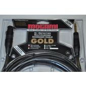 Mogami Gold TRS-XLRF Cable 20 ft. GOLD-TRSXLRF-20