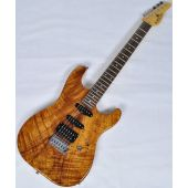 Schecter USA California Custom Elite Koa Top Electric Guitar  SCHECTERUCCEKNATSH