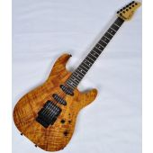 Schecter CET Koa Natural Gloss USA Custom Shop Electric Guitar  SCHECTERUCETKNATSD