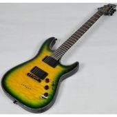 Schecter Hellraiser C-1 Passive Electric Guitar in Dragonburst Finish SCHECTER3063