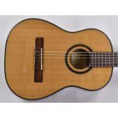 Ibanez GA15-1/2-NT Classical Series Nylon Acoustic Guitar in Natural High Gloss Finish B-Stock GS150608249