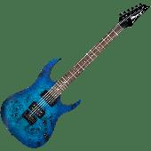 Ibanez RG Standard RG421PB Electric Guitar in Sapphire Blue Flat RG421PBSBF