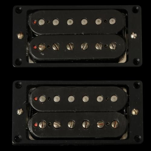 Seymour Duncan Antiquity JB Pickup Set For Jazz Bass (Black or Zebra Cover)