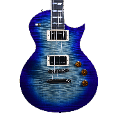 ESP USA Eclipse Limited Edition Electric Guitar in Violet Shadow